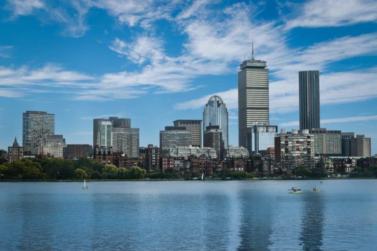 Massachusetts skyline